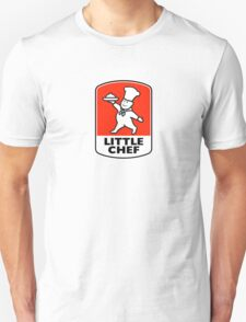 Little Chef (Retro Logo) Unisex T-Shirt