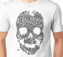 Panda Skull Unisex T-Shirt