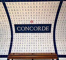 Concorde Metro by Victor Pugatschew