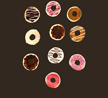 Donuts For Days Womens Fitted T-Shirt