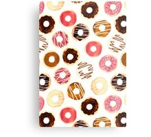 Donuts For Days Metal Print