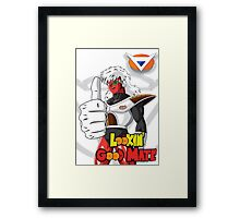 Jeice - Lookin' Good Mate Framed Print