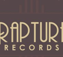 BioShock – Rapture Records Logo Sticker