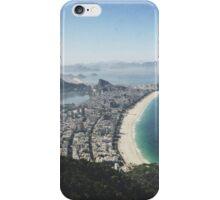 Let me take you to Rio iPhone Case/Skin