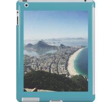 Let me take you to Rio iPad Case/Skin