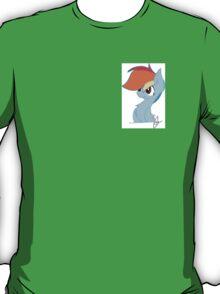 Rainbow Dash Cute T-Shirt
