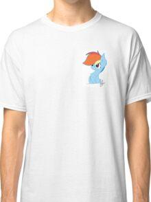 Rainbow Dash Cute Classic T-Shirt