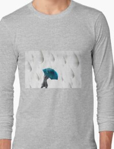 Homage to Rene Magritte 2 Long Sleeve T-Shirt