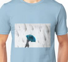 Homage to Rene Magritte 2 Unisex T-Shirt