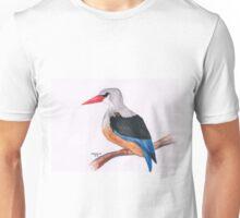 Greyhooded Kingfisher Unisex T-Shirt