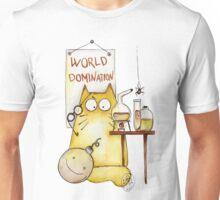 Mad Cat-alist Unisex T-Shirt