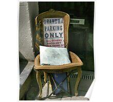 For Grandma Poster