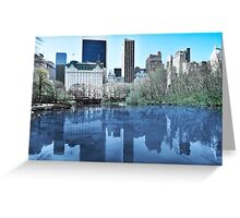 Central Park1 Greeting Card
