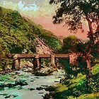 Pont-y-Pair, Bettws-y-Coed (i.e. Betws), Wales by Dennis Melling