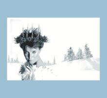 Snow Queen of Narnia Baby Tee