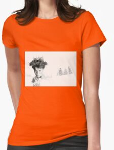 Snow Queen of Narnia Womens Fitted T-Shirt