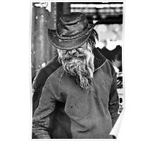 Market Man Poster