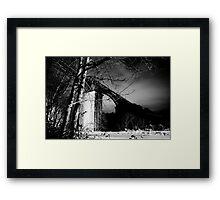 Cork Viaduct Framed Print