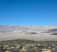 Chance Mountains, Death Valley National Park by Jonathan Maddock