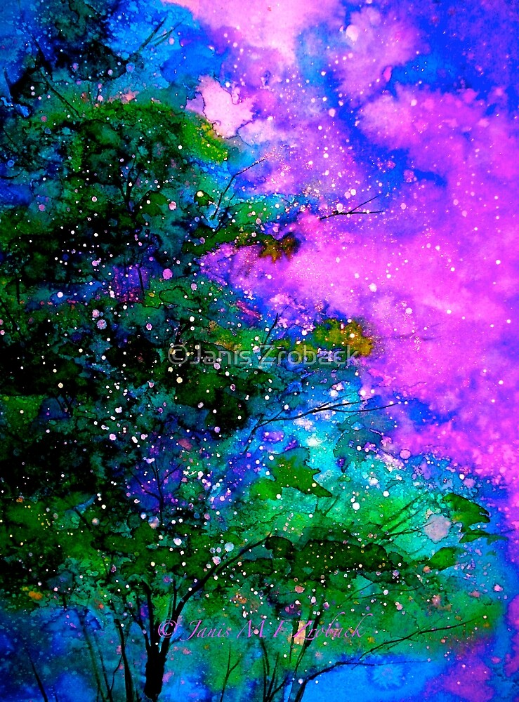 The Christmas Tree...Evergreen by ©Janis Zroback
