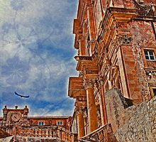 St Ignatius Church (Jesuit Church). Dubrovnik by vadim19