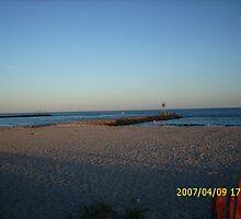 Hampton Bays Inlet-Dune Road by lindsaywinckel