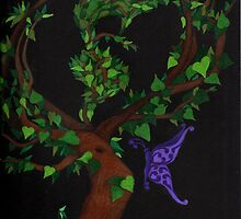 tree are the world by Stacy McCabe