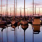 Manly Marina by Keith Rowell