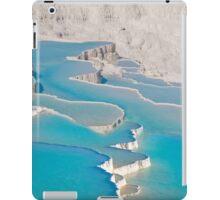 Postcard from Pamukkale, Turkey iPad Case/Skin