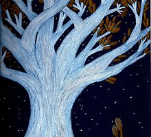 winter tree by Stacy McCabe