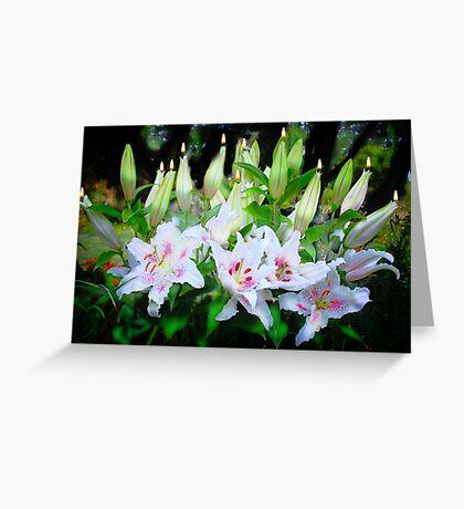 Happy 50th Birthday Lily Greeting Card