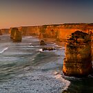 The Apostles by Keith Rowell