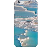 Postcard from Pamukkale iPhone Case/Skin