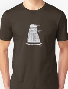 Doctor Who - Exterminate. Unisex T-Shirt