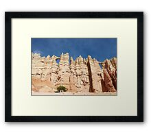 Wall of Windows, Bryce Canyon, USA Framed Print