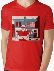 Patriot Mens V-Neck T-Shirt