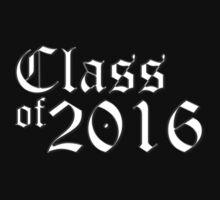 CLASS OF 2016 by atomicseasoning