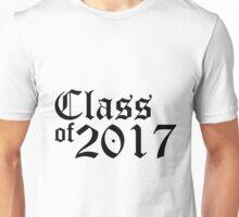 Class of 2017 Unisex T-Shirt