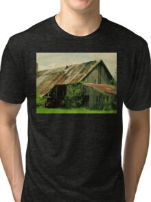 """The Cody Community Center and Grand Ballroom""... prints and products Tri-blend T-Shirt"