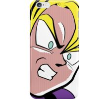 Gohan Pop Art DBZ iPhone Case/Skin