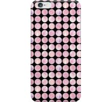 Textured Spots iPhone Case/Skin