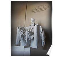 Lincoln Memorial  01 Poster