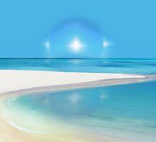 Postcard from Crane Bay in Barbados, Caribbean by Atanas Bozhikov NASKO
