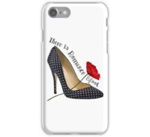 There is Romance Afoot iPhone Case/Skin