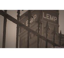 Bar's at the Lemp Photographic Print