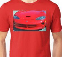 Something red... Unisex T-Shirt