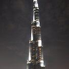 Burj Khalifa by Joseph Najm