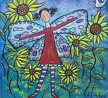 Butterfly-Girl by Juli Cady Ryan