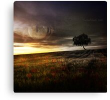 Intuition. Canvas Print