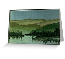 green river for sale Greeting Card